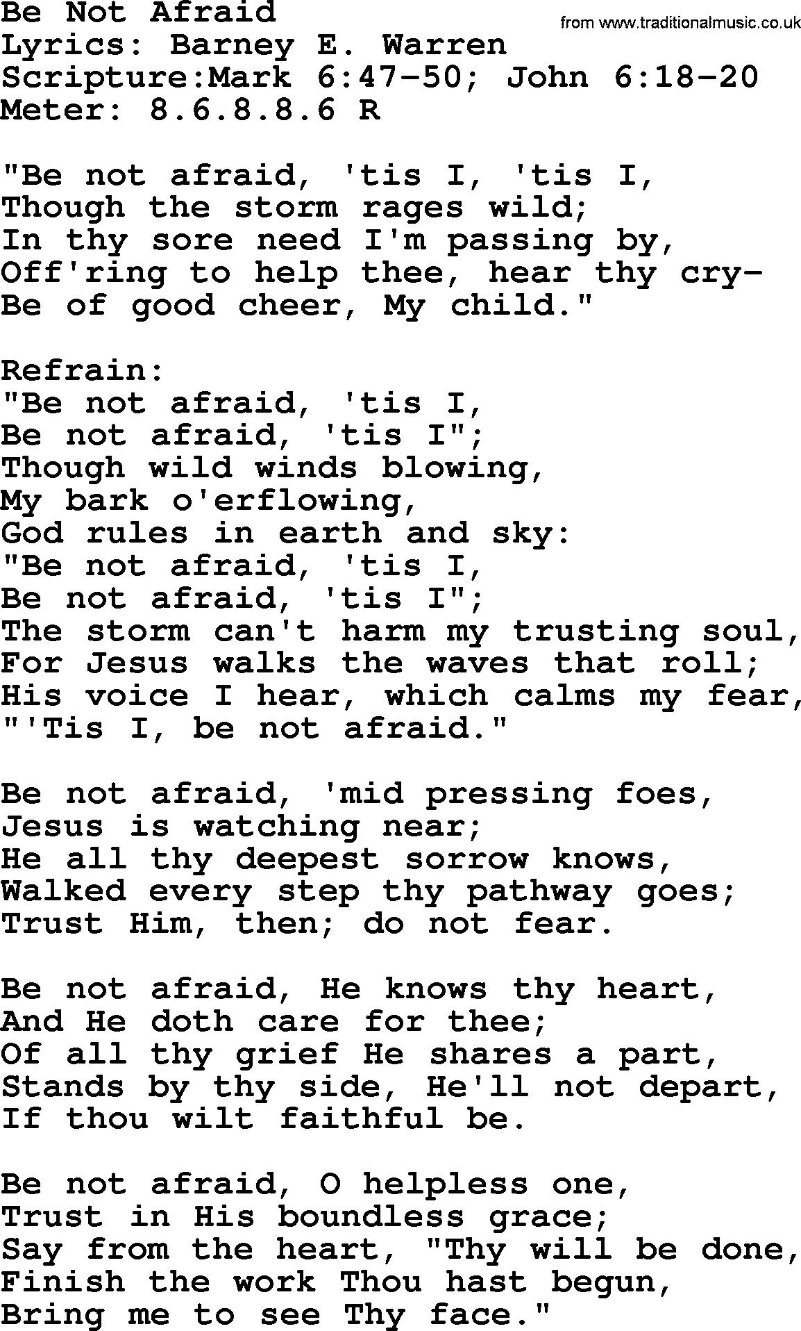 Not Afraid Lyrics Genius