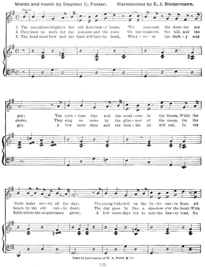 University Of Illinois songs + sheet music & lyrics P0226