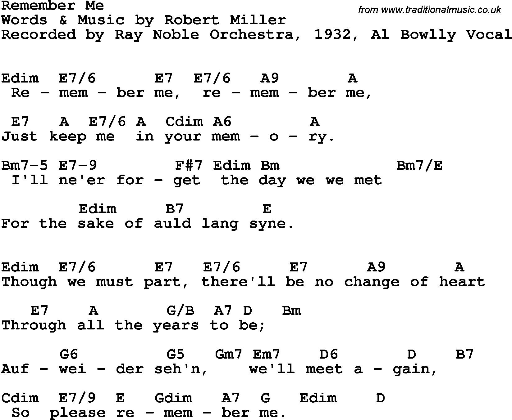 Guitar Chords With Song Lyrics