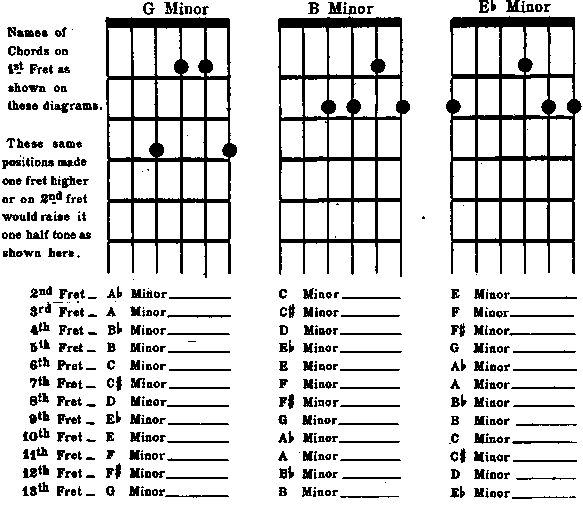 Guitar guitar chords name with picture : Playing the Hawaiian Steel Guitar P0014
