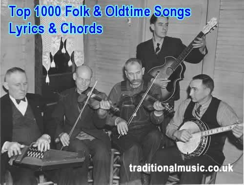 Banjo banjo chords popular songs : Top 1000 Folk and Old Time Songs Collection, Lyrics with Chords ...